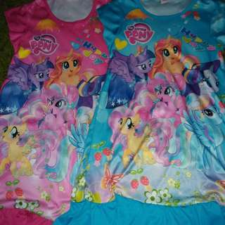 My little pony pj dress