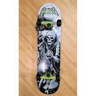 "Blind 7.25"" Skateboard 滑板 技術板 雙翹板"
