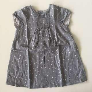 Zara Baby Girl Printed Dress