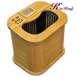 Bio Energy Far Infra Ray Foot Sauna
