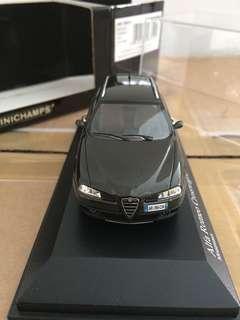 1/43 Alfa Romeo Crosswagon. 2004. Minichamps