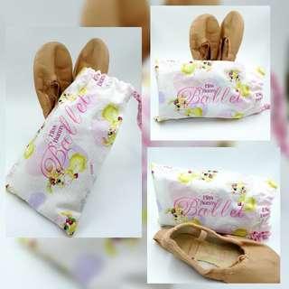 Ballet Shoe Pouch