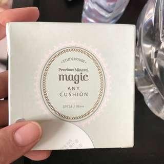 Precious Mineral Magic Any Cushion Magic Mint Spf 34 PA++