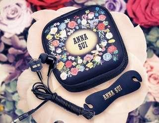 Anna Sui 耳機套裝 earphone set