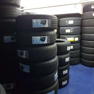 Cheap car tyres sale