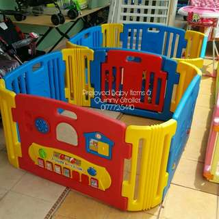 Baby Play Yard/ Haenim 4panel