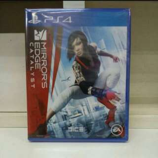 PS4 Mirror's Edge Catalyst