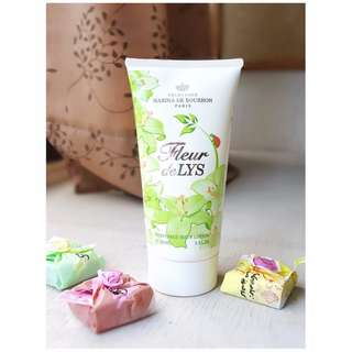 PRINCESSE MARINA DE BOURBON Fleur de Lys perfumed body lotion cream 150 ml