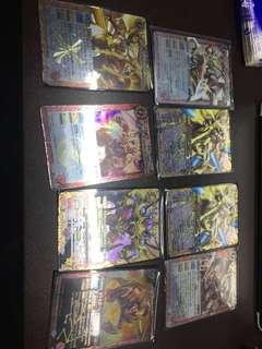 [缺錢割愛] Battle Spirits BS X Card