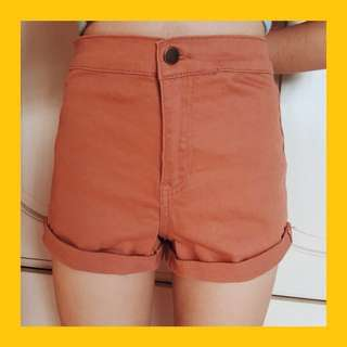FOREVER 21 SHORTS (BRAND NEW W/ TAG)