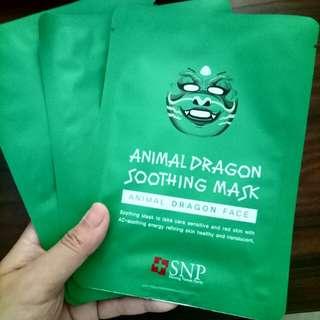 SNP Animal Dragon Shooting Mask