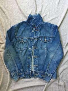 Denim jacket. S-M