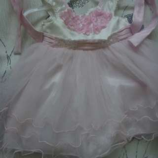 Baby Gown Pink