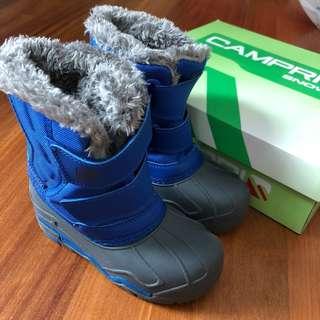 Boys Camprio Snow Boots