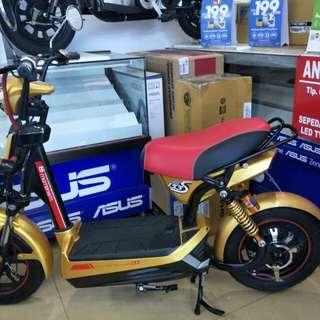 Sepeda Listrik Islano Motor Limited Edision