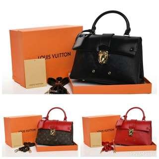 LOUIS VUITTON  One Handle Flap Bag