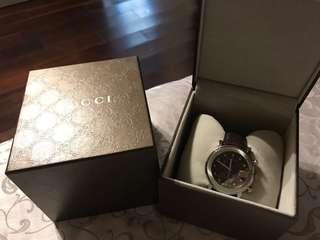 Gucci YA101344男裝錶