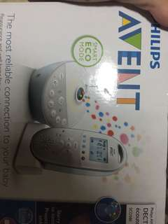 Baby monitor eco mode