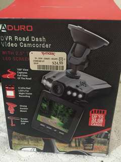 DVD Road Dash video recorder dash cam