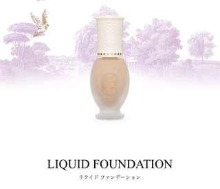 Laduree liquid foundation
