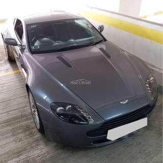 2008 Aston Martin Vantage