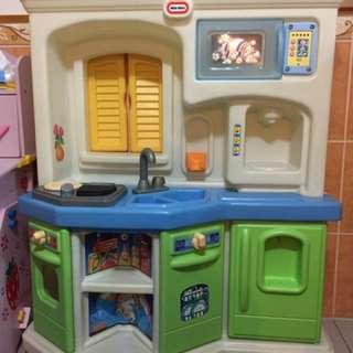 嬰童豪華廚具組(2歲以上適用)