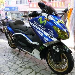 YAMAHA T-MAX530特式金