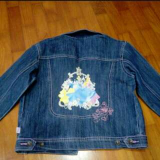 Princess Denim kid Jacket