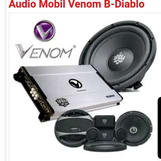 Kredit audio venom