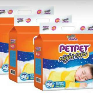 PetPet Night Tape pampers