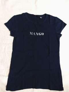 Navy Blue Mango