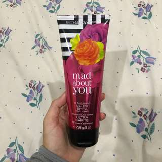 BBW mad about you body butter