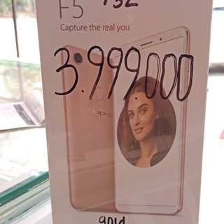 Oppo F5 4gb
