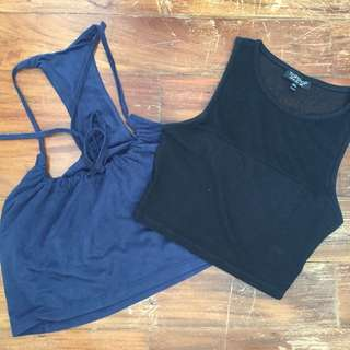 Crop Top (2pcs)