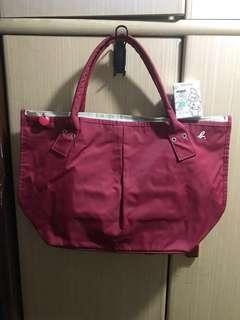 日本正貨 Agnes B 手袋 (6成新-連塵袋)