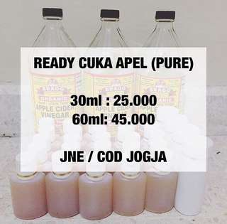 cuka apel bragg (bragg acv pure) share in jar