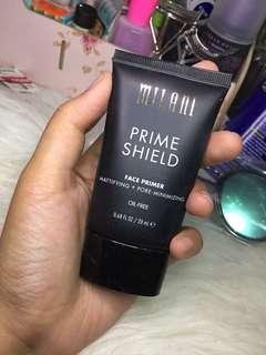 Milani prime shield primer