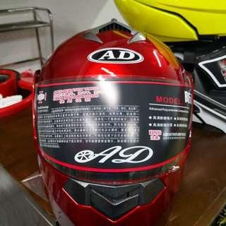 Helmet Full Face (📢 PRICE DROP $20)
