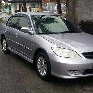Honda civic vti 2005 AT