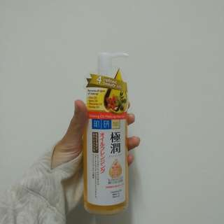 Hada labo oil cleansing