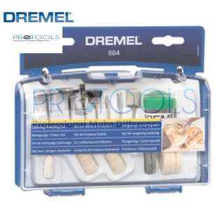 DREMEL CLEANING/ POLISHING SET (684)