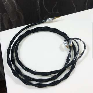 MMCX IEM cable 20AWG Deulund Audio Cable