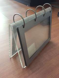 Ikea photo frame / album