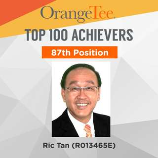OrangeTee Top Achiever 2017: 87th Position