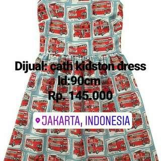 Cath kidston dress double decker