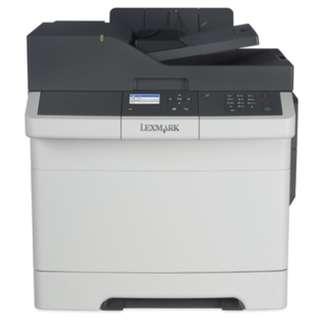 Lexmark CX310DN 彩色鐳射打印機