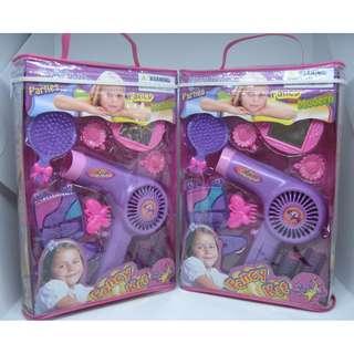 Fancy Kit Mainan Dandan Anak Perempuan / Beauty Set Special Modelling
