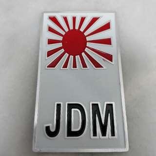 JDM emblem