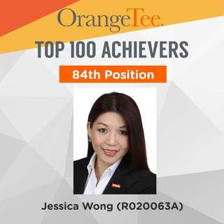 OrangeTee Top Achiever 2017: 84th Position