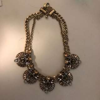 PRICE DROP 💸 Beautiful statement necklace from honey 🍯
